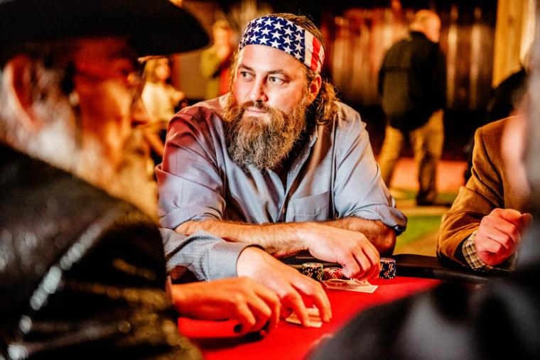 Poker at the Plantation