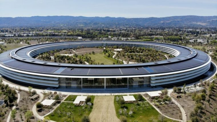 apple park, silicon valley