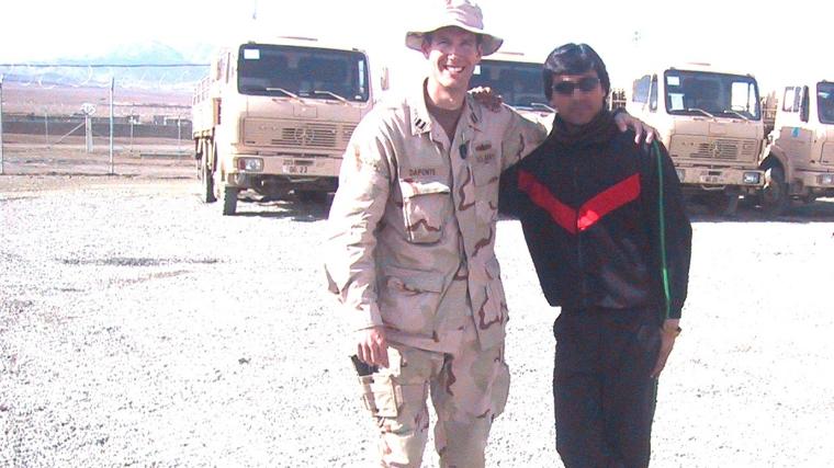 Karsten DaPonte and Muhammad Kamran