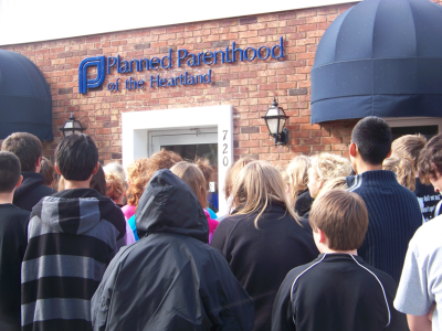 Planned Parenthood 40 Days for Life