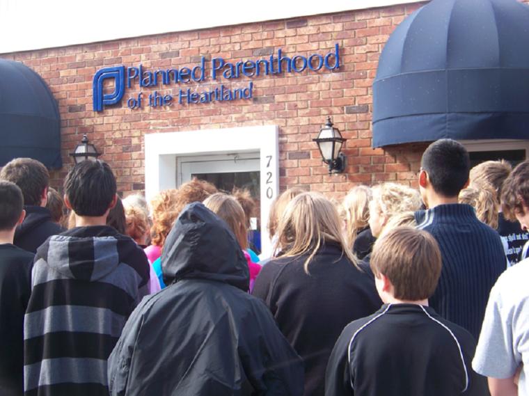 Planned Parenthood Storm Lake, Iowa