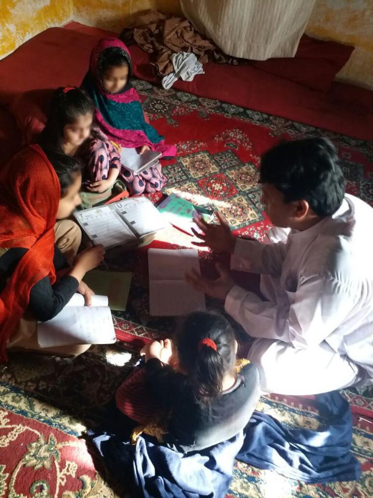 Kamran family