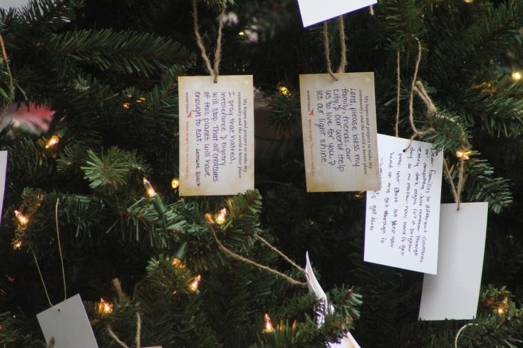 Christmas Hope Tree