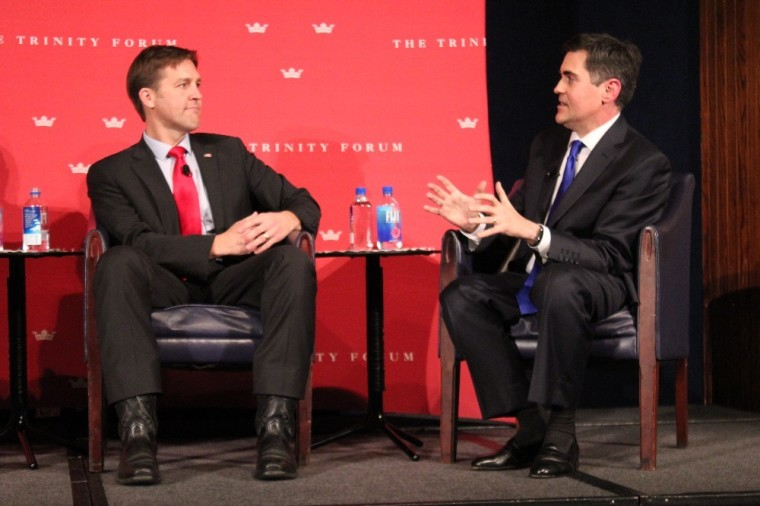 Russell Moore and Ben Sasse