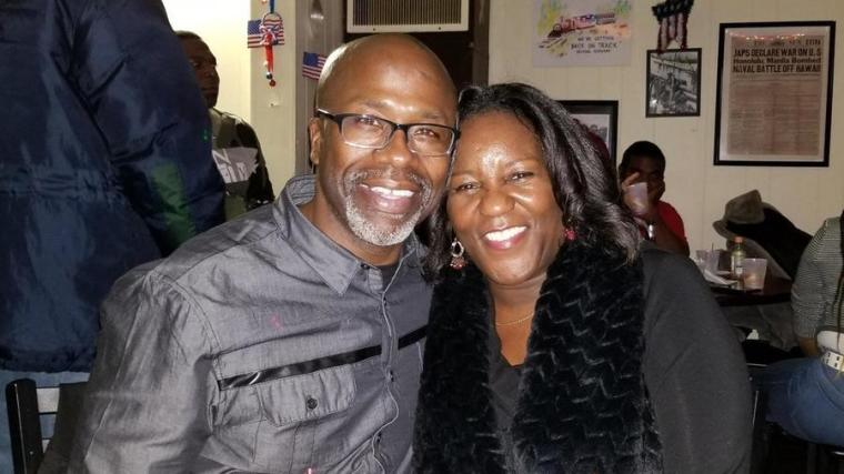 Jacquelyn and Keith Smith