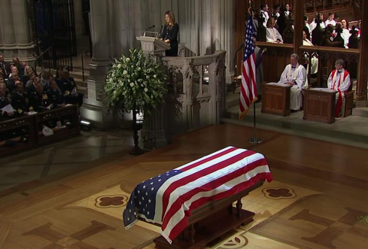George H.W. Bush funeral