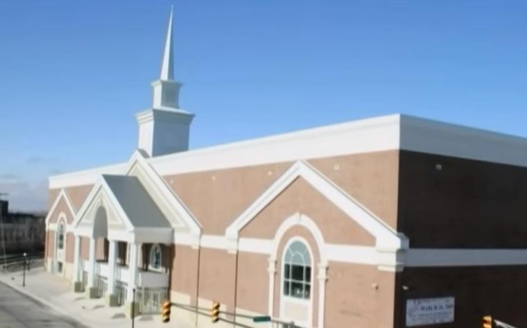 First Baptist Church in Hammond, Indiana