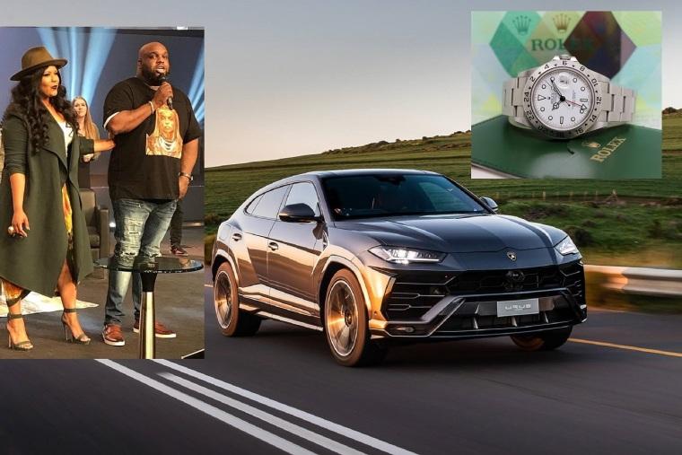 John Gray, Aventer Gray, Rolex, Lamborghini Urus