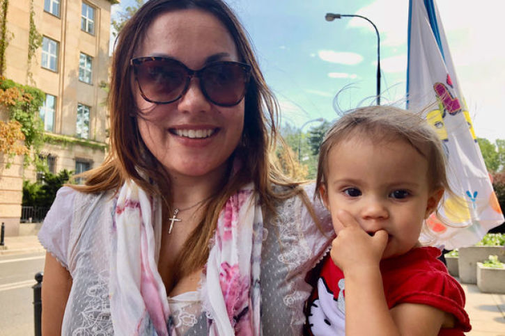 Poland grants asylum to mother and 2-y-o fleeing Norway's