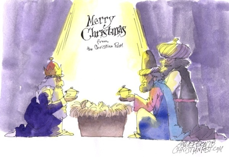 Merry Christmas From the Christian Post!
