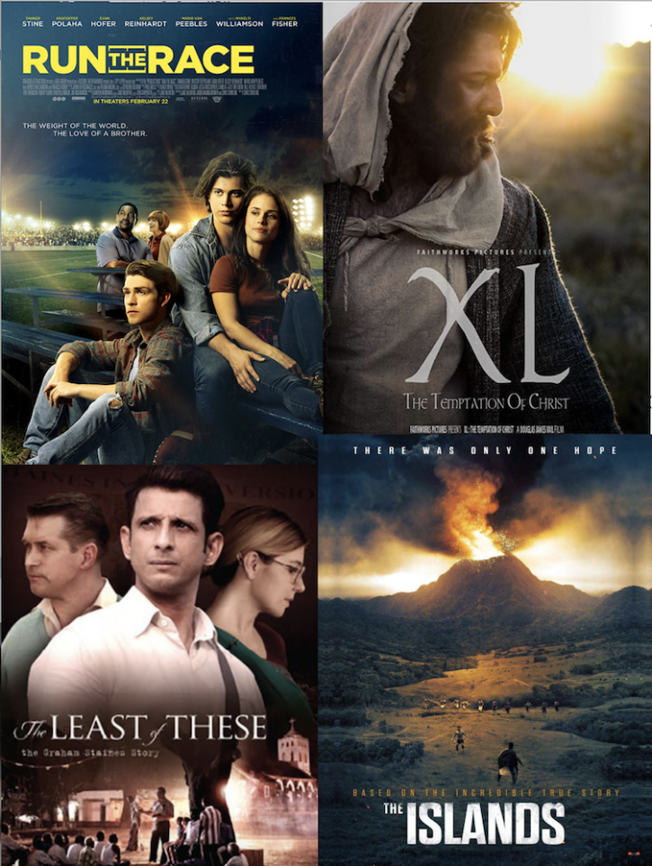 5 Christian Films Coming To Theaters In 2019 The Christian Post