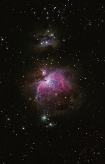 stars, universe, science