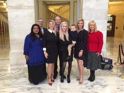 babies go to congress