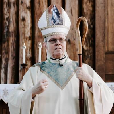 Bishop of Albany, Most Rev. Edward B. Scharfenberger