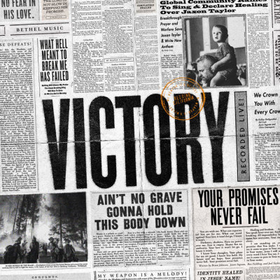 victory, bethel music