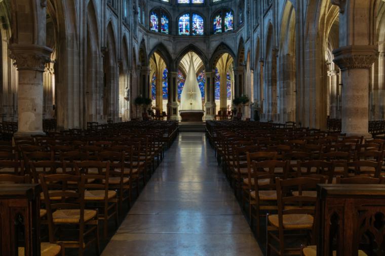 Église Saint-Séverin in Paris