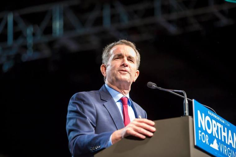 Virginia Gov. Ralph Northam Tells Christians 'You Don't Have to Sit in the Church Pew for God to Hear Your Prayers'