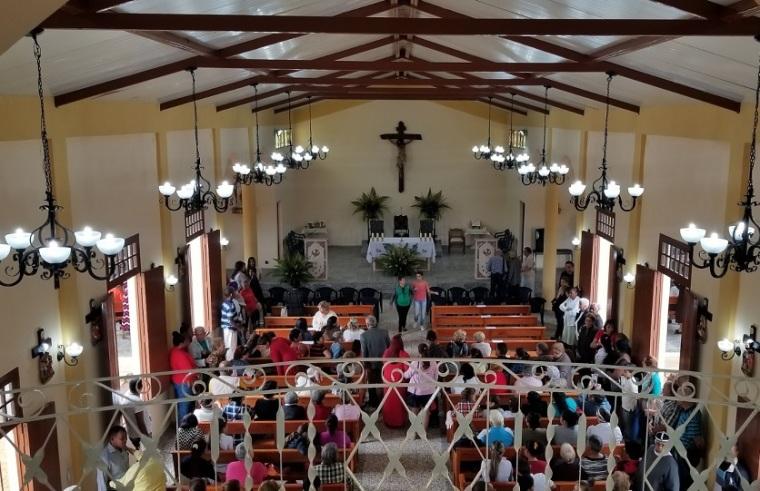 Sacred Heart Parish, Cuba