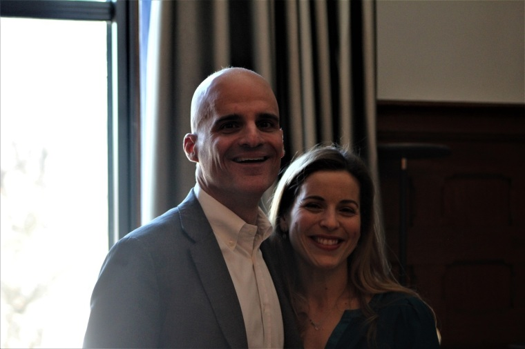 Erica and Mark Gerson