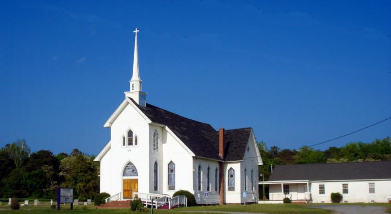 First Baptist Church Capeville, Virginia