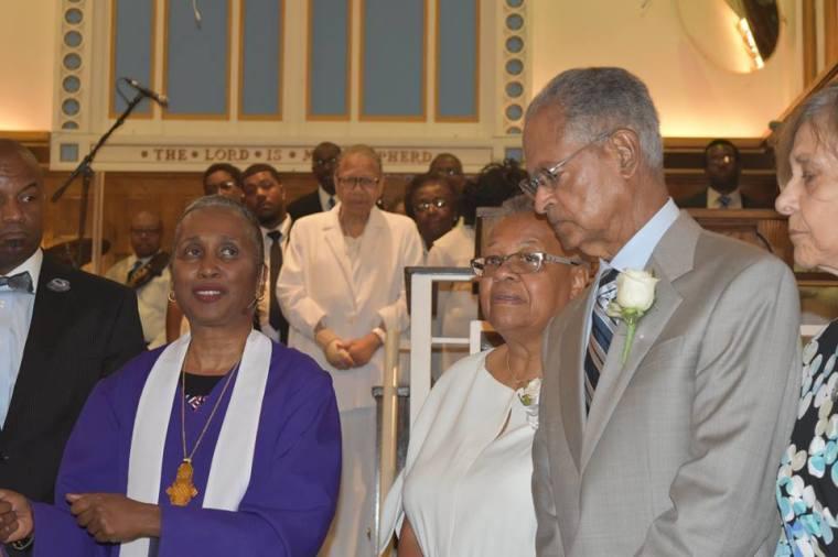 The Rev. Cheryl J. Sanders