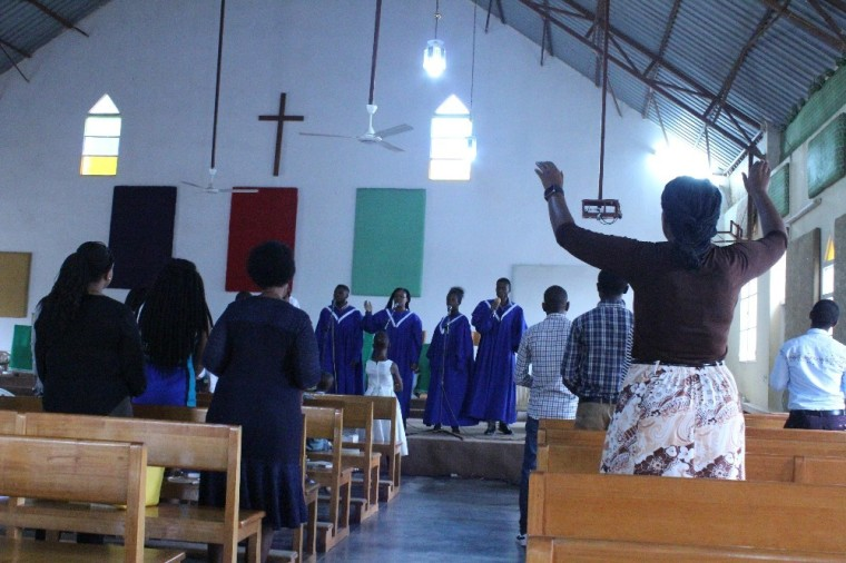 Rwanda christians