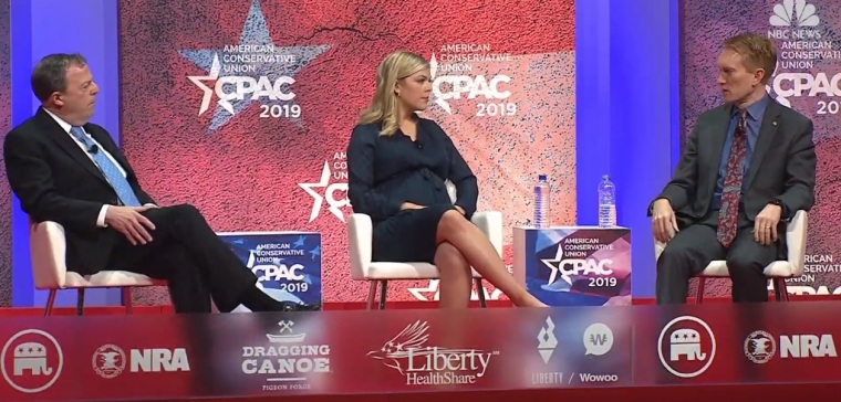"""CPAC """"Faith Matters: Can Liberty Exist Without It?"""" Panel"""