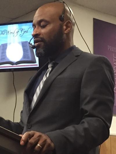 Pastor Alexander Smith