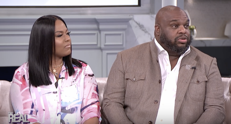 John Gray addresses cheating rumors on The Real says he only had an 'emotional affair'