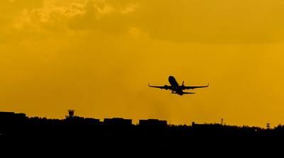 airplane, flight