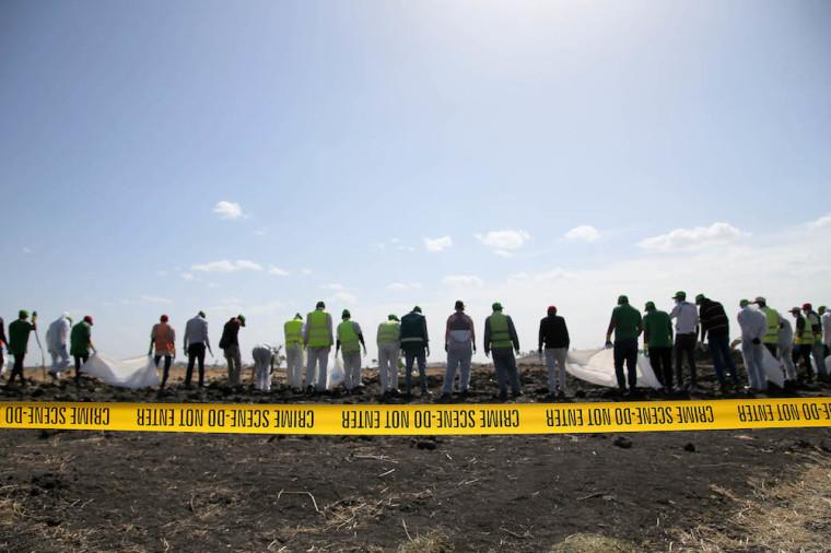 ethiopia plane, flight crash
