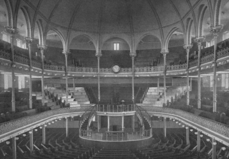 The Metropolitan Tabernacle