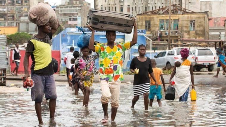 Cyclone Idai, Mozambique