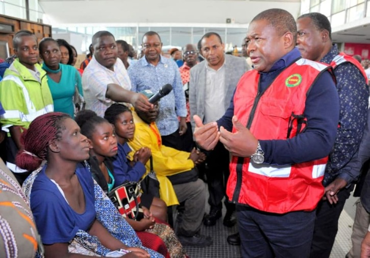 After devastating cyclone, Mozambique, Zimbabwe and Malawi look to