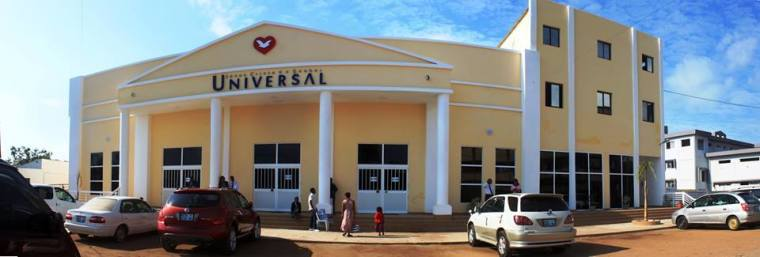 Universal Church of the Kingdom of God, Cathedral of Sofala Province, Beira city