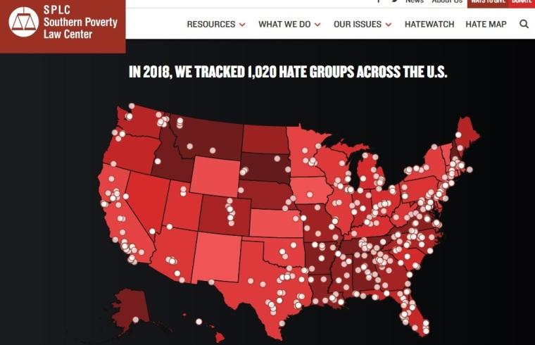 Over 100 Orthodox Jewish Rabbis Sign Letter Urging Amazon to Stop Using SPLC's 'Hate Map' to Determine Which Groups Are Eligible for Its Charity Program