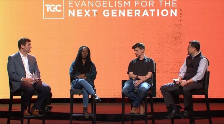 The Gospel Coalition panel