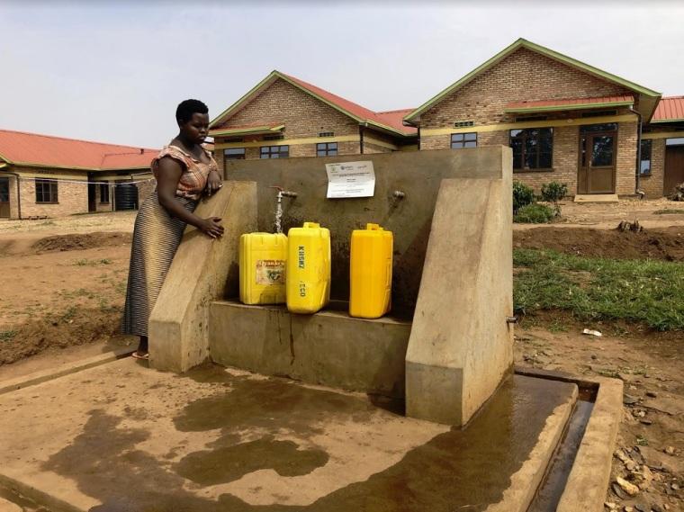 World Vision Water Rwanda