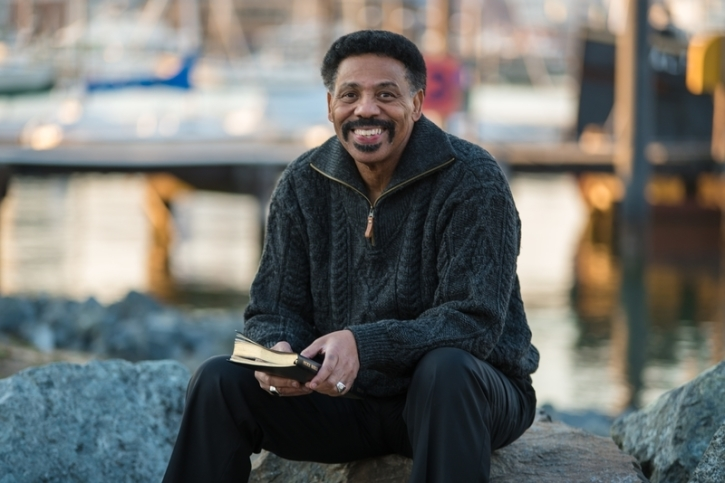 Tony Evans warns Satan attacking biblical manhood