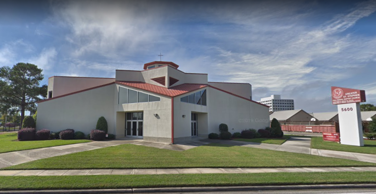 the Greater St. Stephen Full Gospel Baptist in New Orleans, Louisiana
