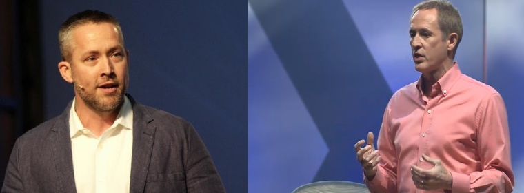 J.D. Greear and Andy Stanley