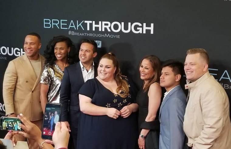 Breakthrough Premiere