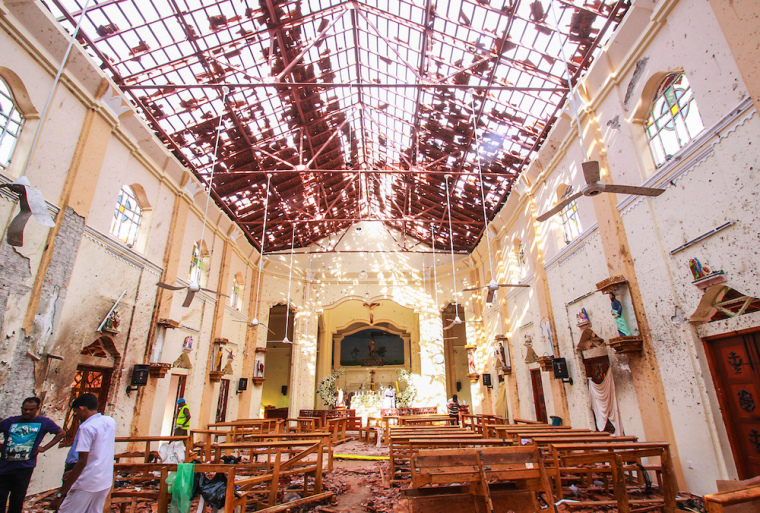 Top Muslim political leader arrested for allegedly aiding 2019 Sri Lanka Easter bombings details picture