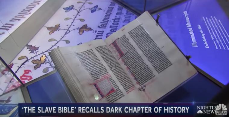 Slave Bible