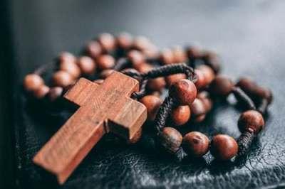 rosary, catholic