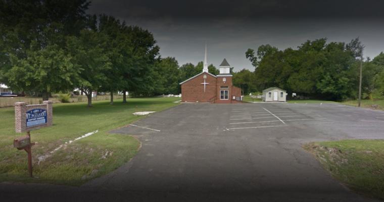 The Mount Pleasant Baptist Church