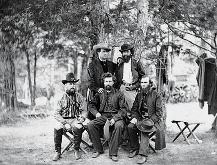Confederate Chaplains