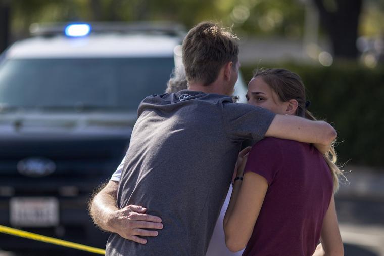 synagogue shooting