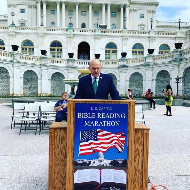 31st Annual National Bible Reading Marathon in Washington, D.C., to Start Saturday