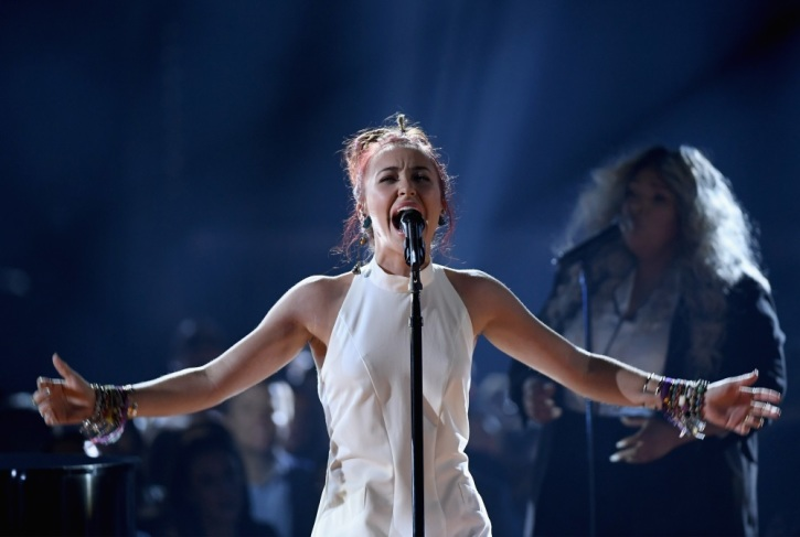 Image result for LAUREN DAIGLE  billboard awards